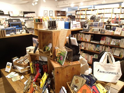 BIBLIOPHILIC & bookunion 新宿